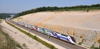 treno alta velocità torino lione