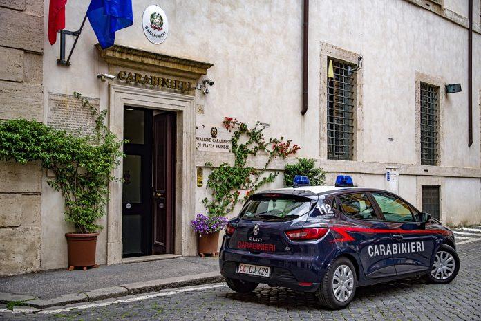 carabinieri fascisti susa