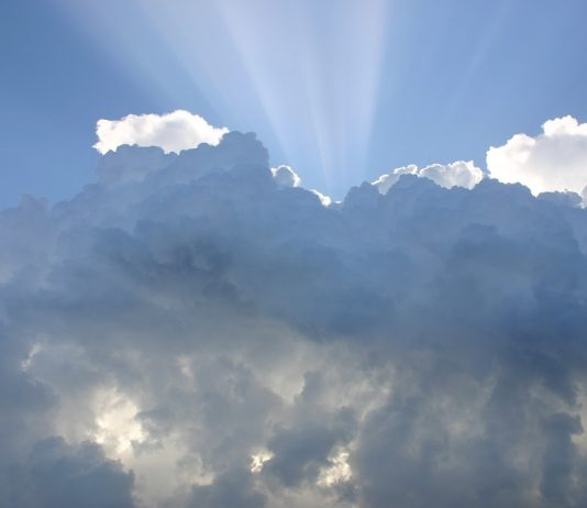 nuvole meteo torino